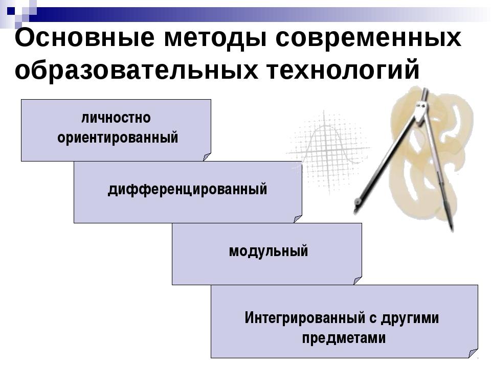 Педагогические технологии в обучении: 1) Здоровьесберегающие технологии 2) М...