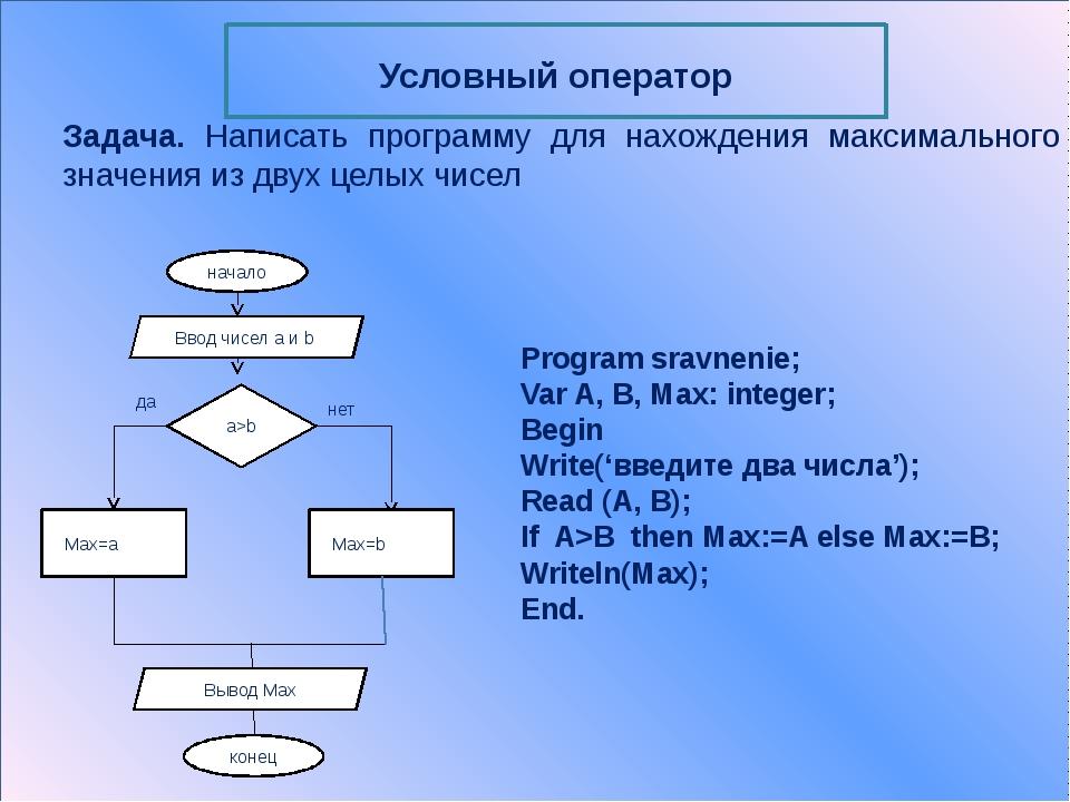 Case K of A1: ; A2: ; … An:  Else  End; Где K – выражение-селектор (имеет то...