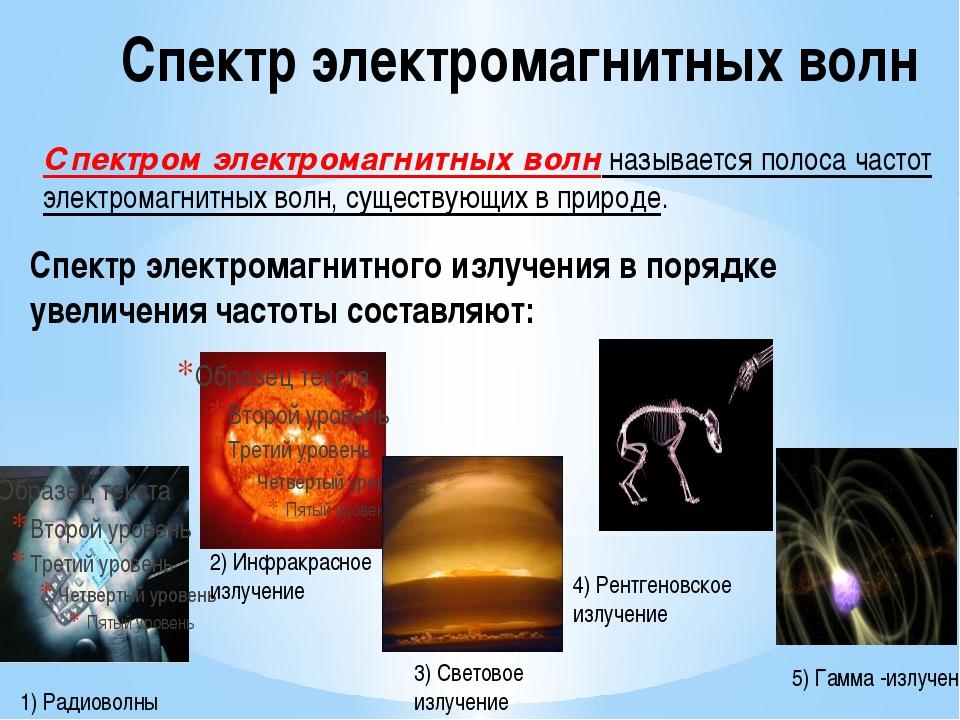Инфракрасное излучение Инфракрасное излучение – это электромагнитные волны, к...