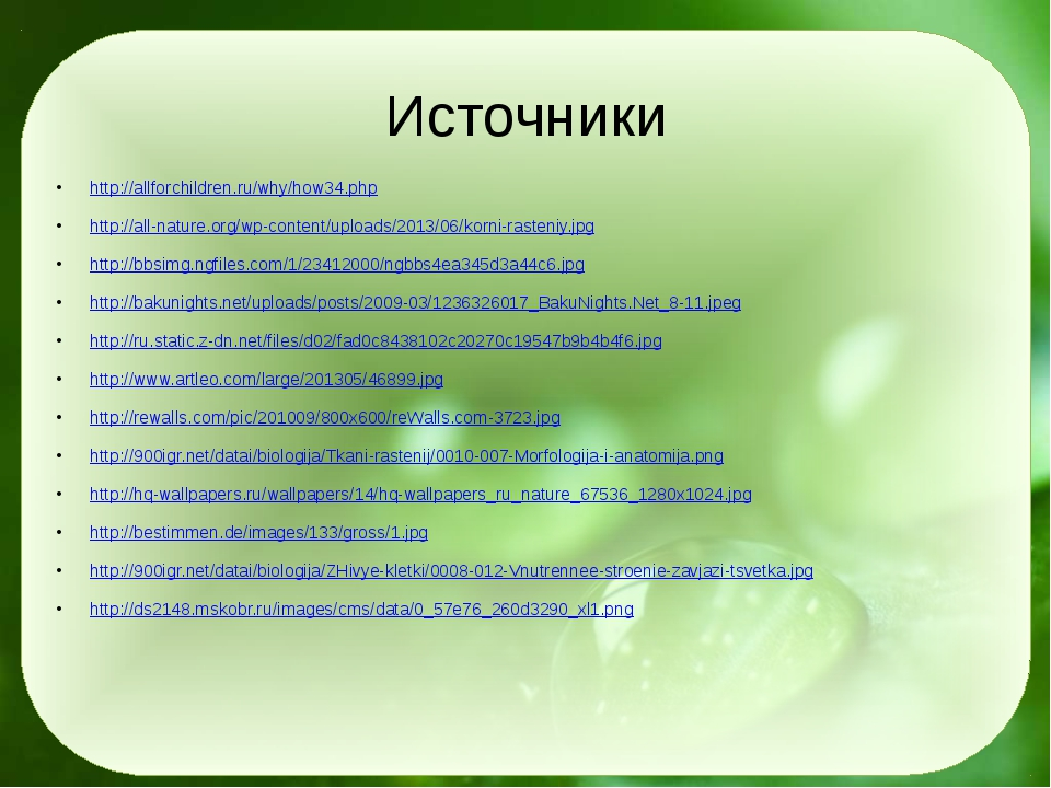 Источники http://allforchildren.ru/why/how34.php http://all-nature.org/wp-con...