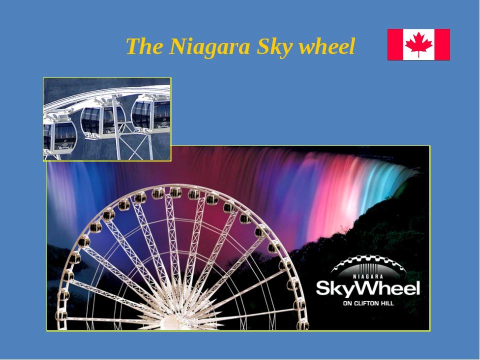 The Niagara Sky wheel