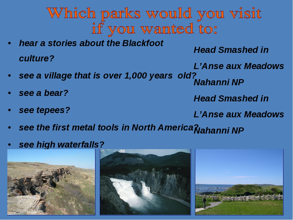 hear a stories about the Blackfoot culture? see a village that is over 1,000...