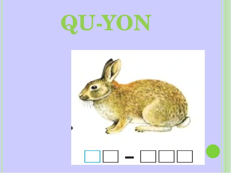 QU-YON