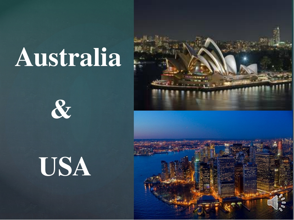 & Australia USA