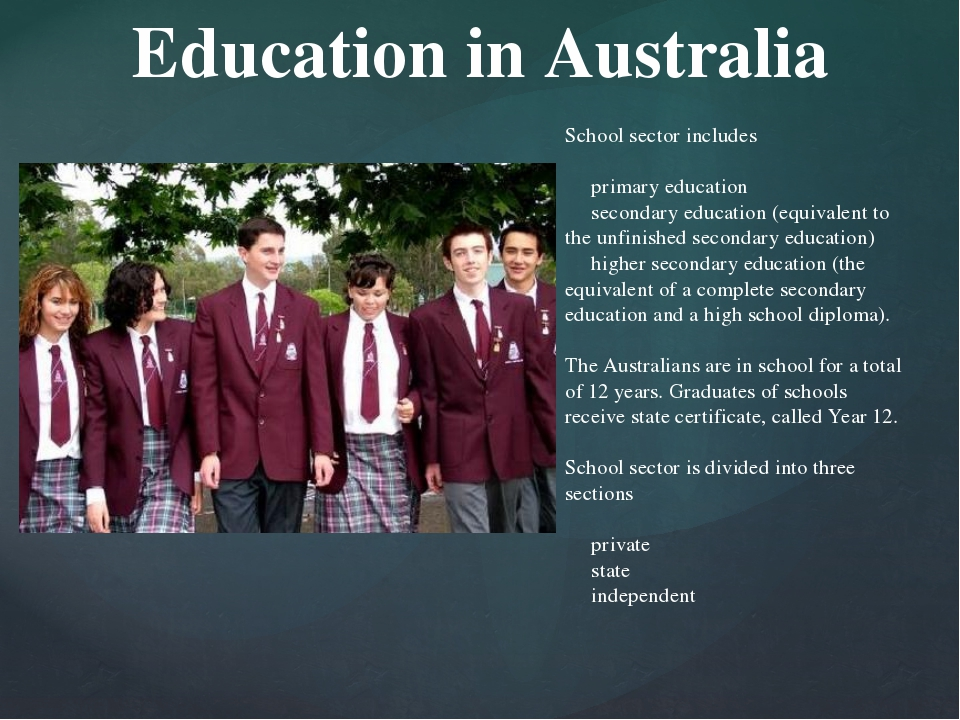 School sector includes      primary education      secondary education (equi...