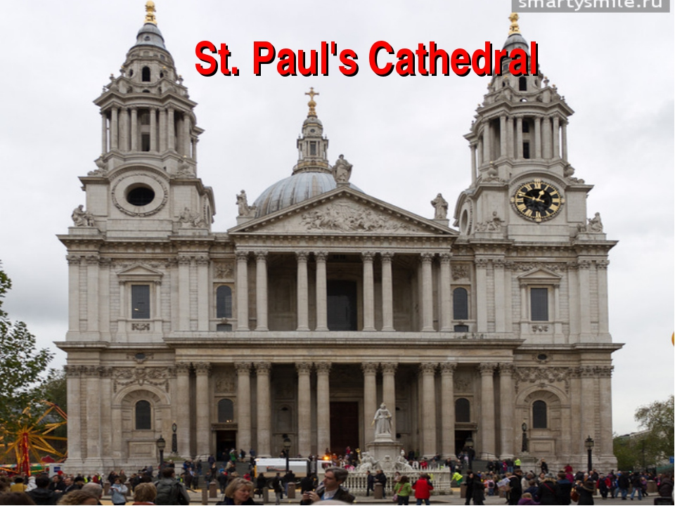 St. Paul's Cathedral