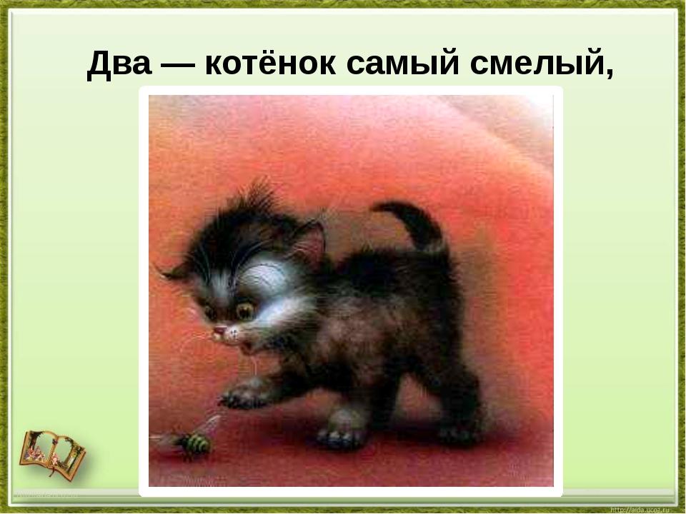 Два — котёнок самый смелый, http://aida.ucoz.ru
