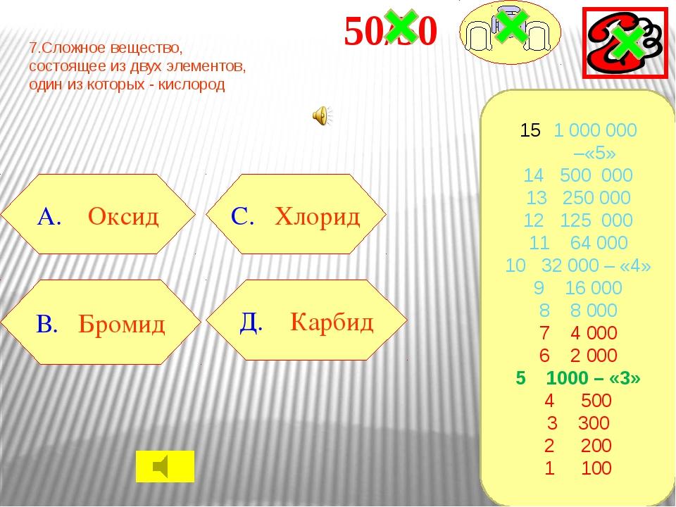 8.Положительно заряженная частица С. Нейтрон Д. Квазитрон А. Протон В. Электр...