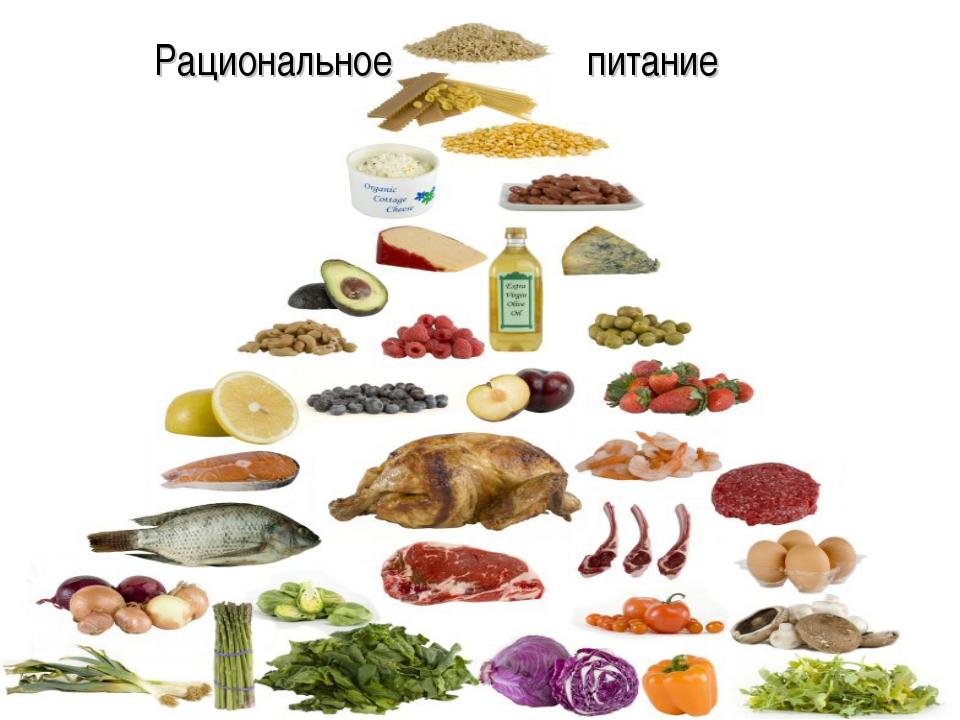 Рациональное питание Рациональное питание