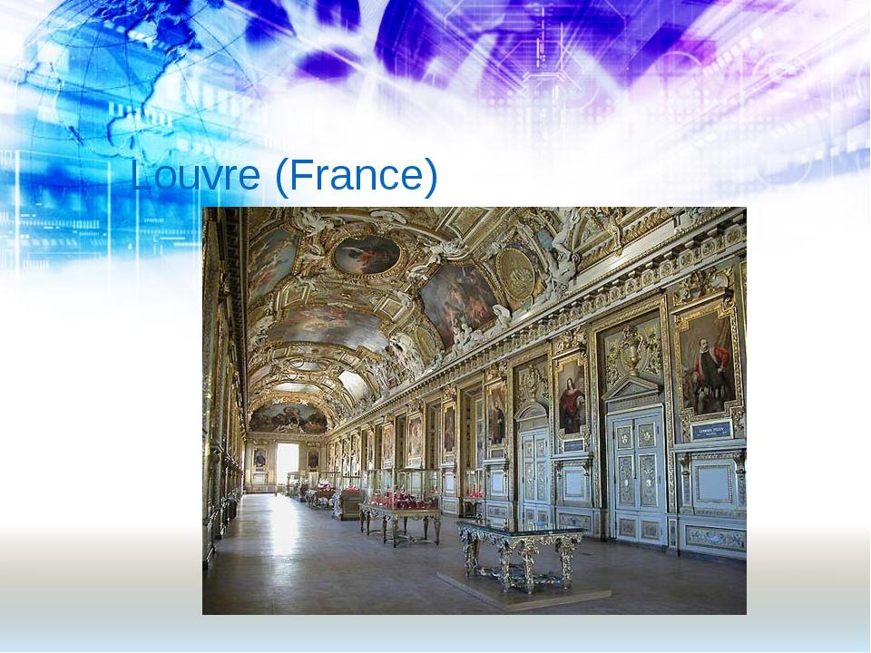Louvre (France)