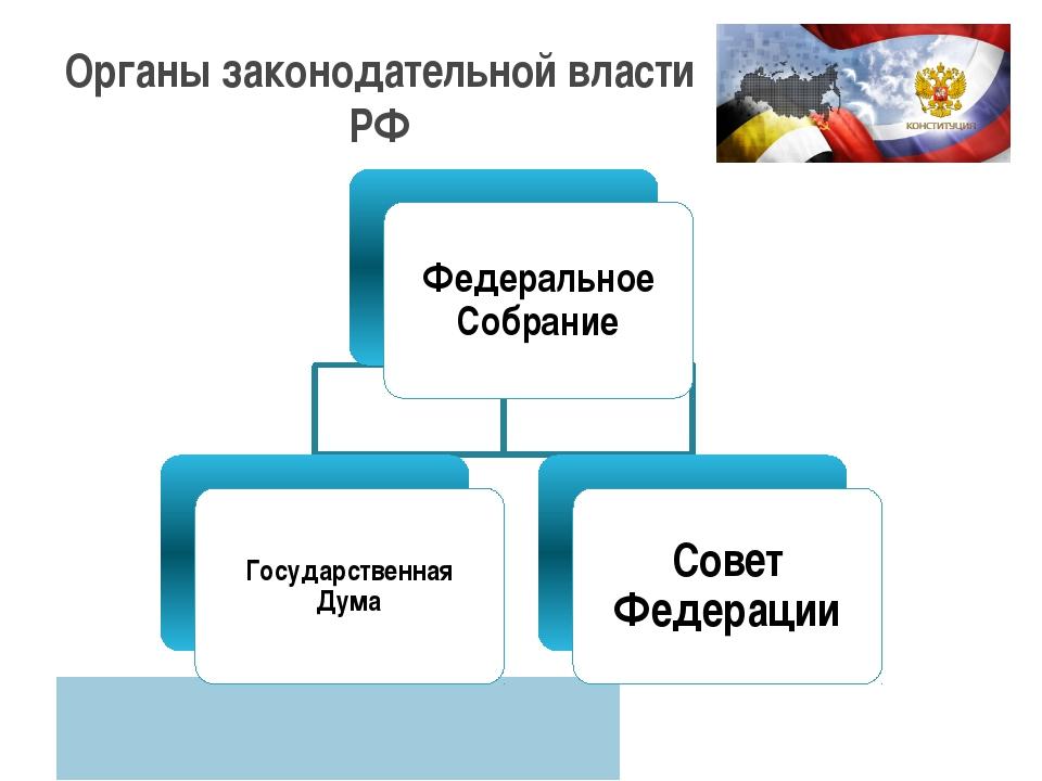 Федеральное Собрание Государственная Дума Совет Федерации Органы законодатель...