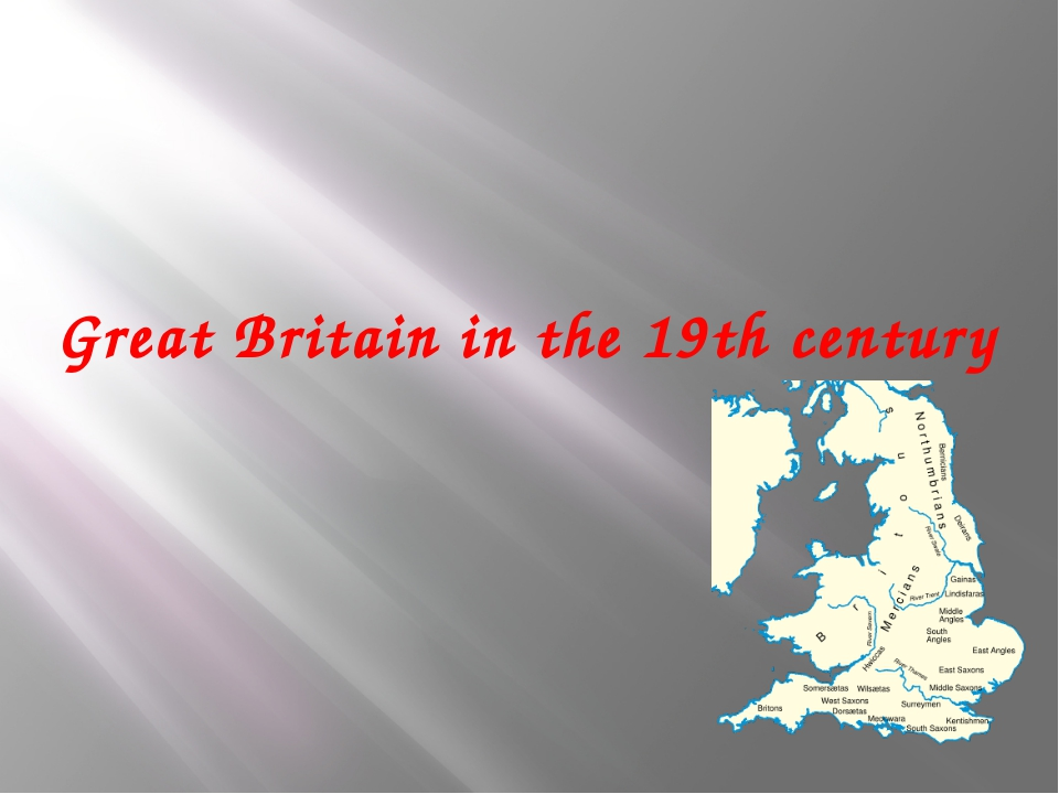Great Britain in the 19th century