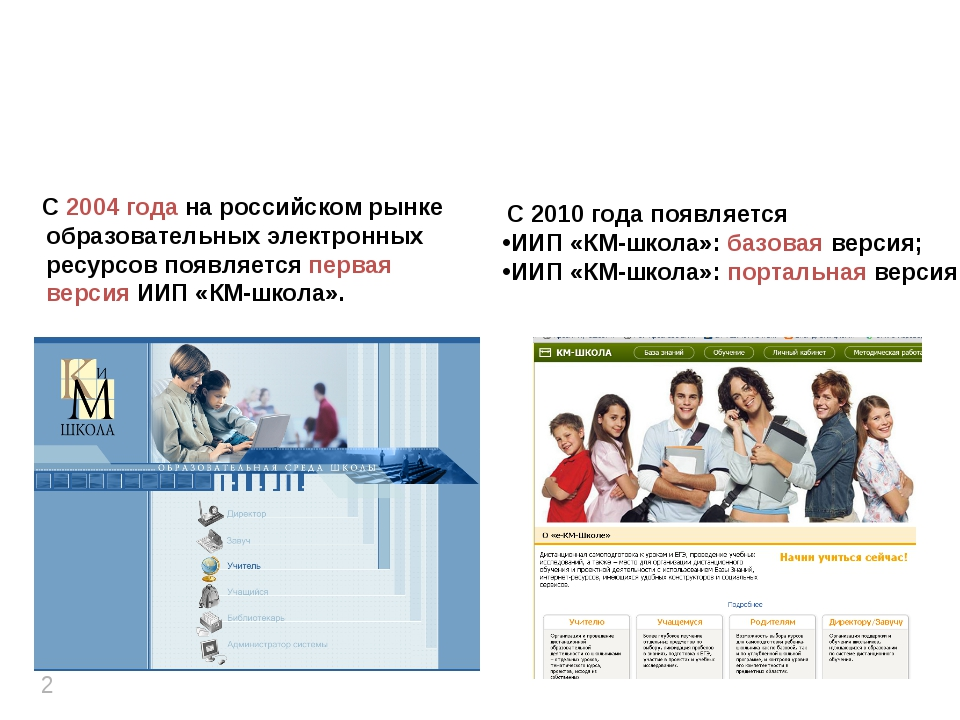 С 2004 года на российском рынке образовательных электронных ресурсов появляе...