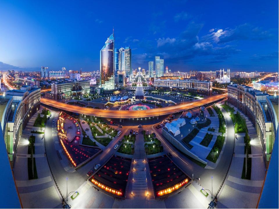Символы Республики Казахстан- национальная гордость «Государственные символы...