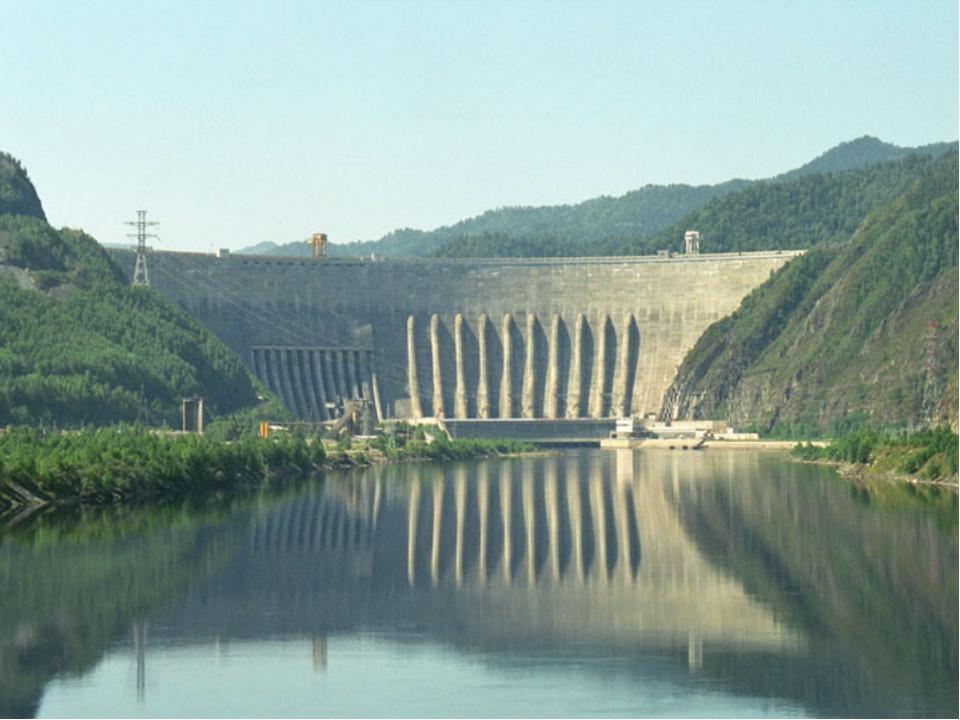 Крупнейшие ГЭС мира Название Страна Мощность в млн.( кВт/ ч) Итайпу Бразилия-...
