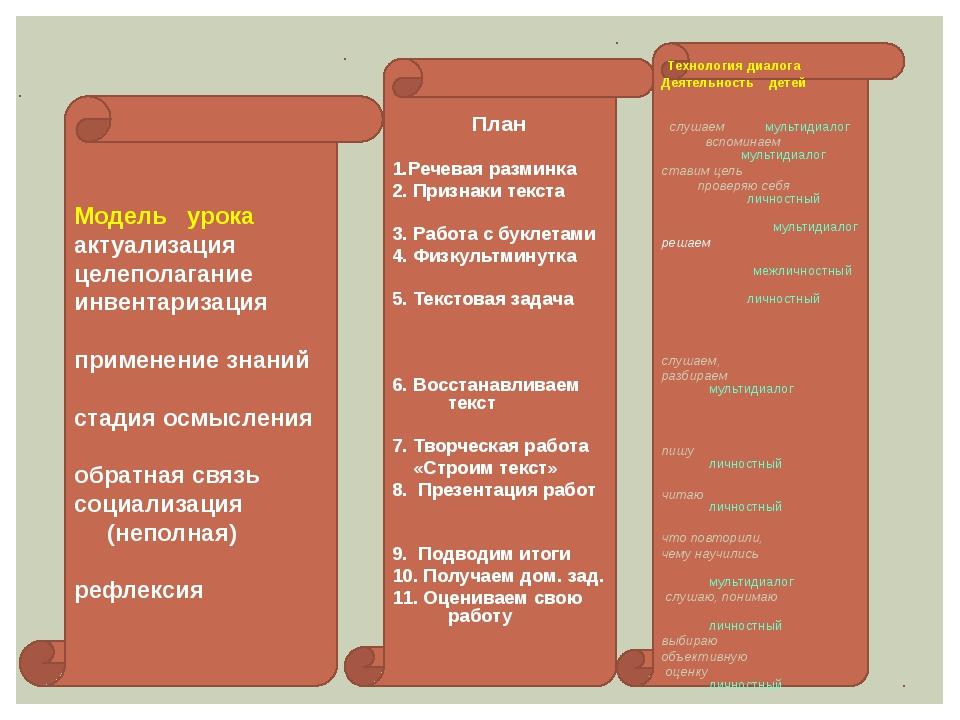 Ступенька 3. Инвентаризация знаний. Работа с буклетами. Страница 1. Цифровой...