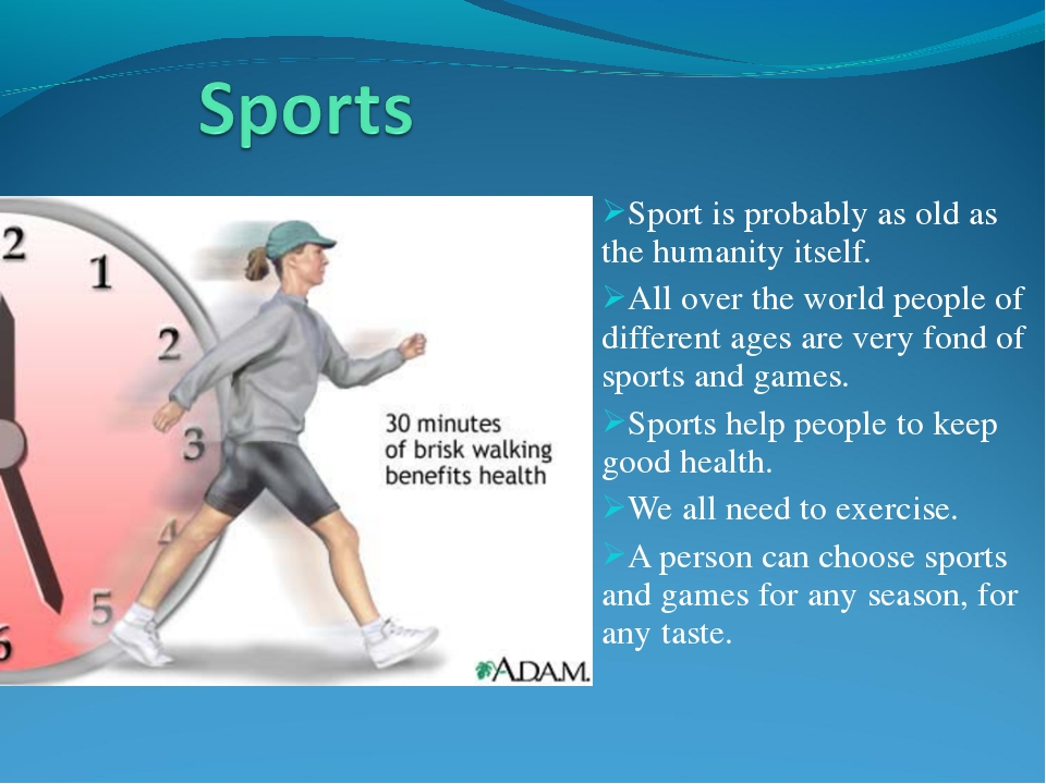 Sport is probably as old as the humanity itself. All over the world people of...