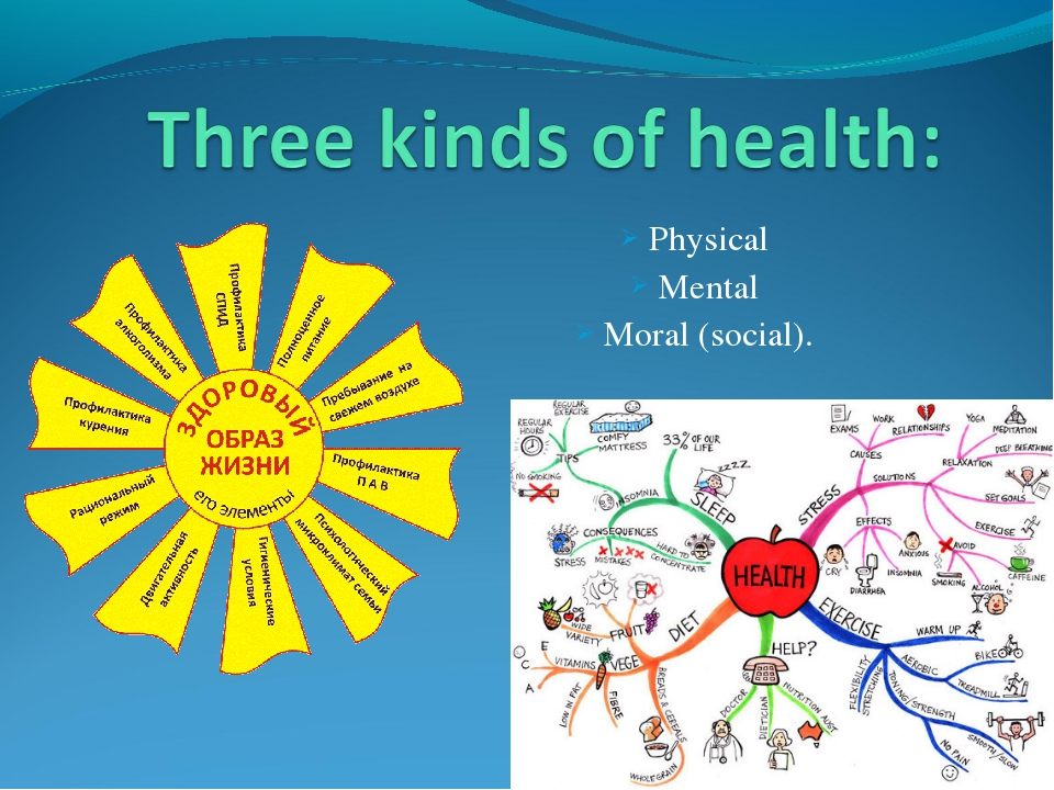 Physical Mental Moral (social).