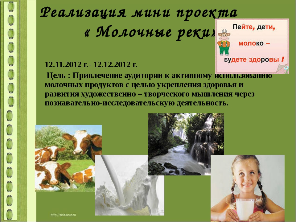 12.11.2012 г.- 12.12.2012 г. Цель : Привлечение аудитории к активному исполь...
