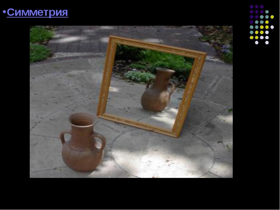 Симметрия Сколько видов симметрии Вы видите на этом рисунке!???