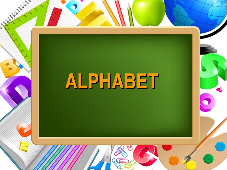 ALPHABET ProPowerPoint.Ru