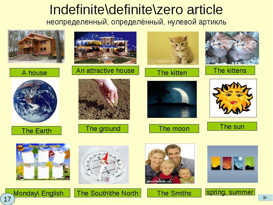 Indefinite\definite\zero article неопределенный, определённый, нулевой артикл...