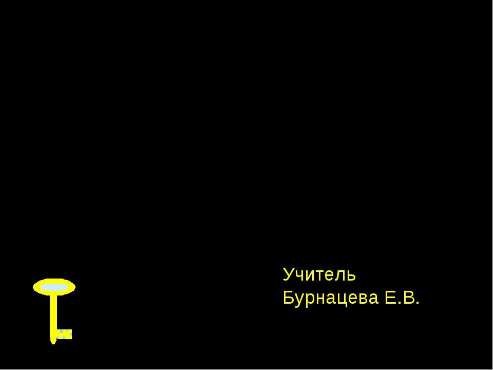 Мир треугольников Урок геометрии в 7 «А» классе Учитель Бурнацева Е.В.