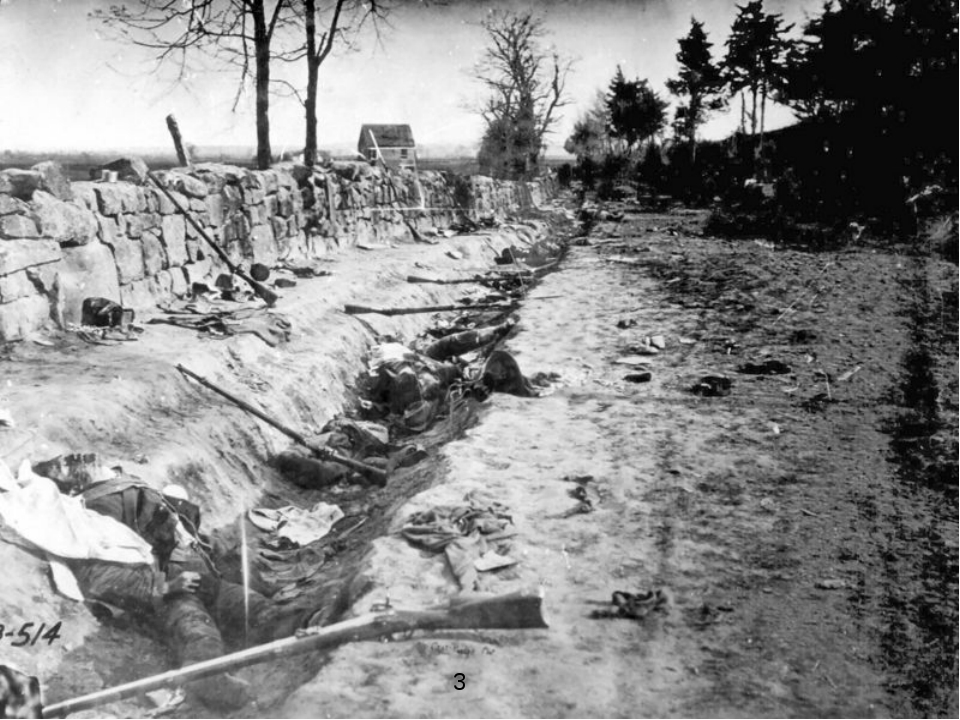 3 апреля 1865 войска Гранта заняли Ричмонд. Армия Ли начала отход на Ю.-В., н...