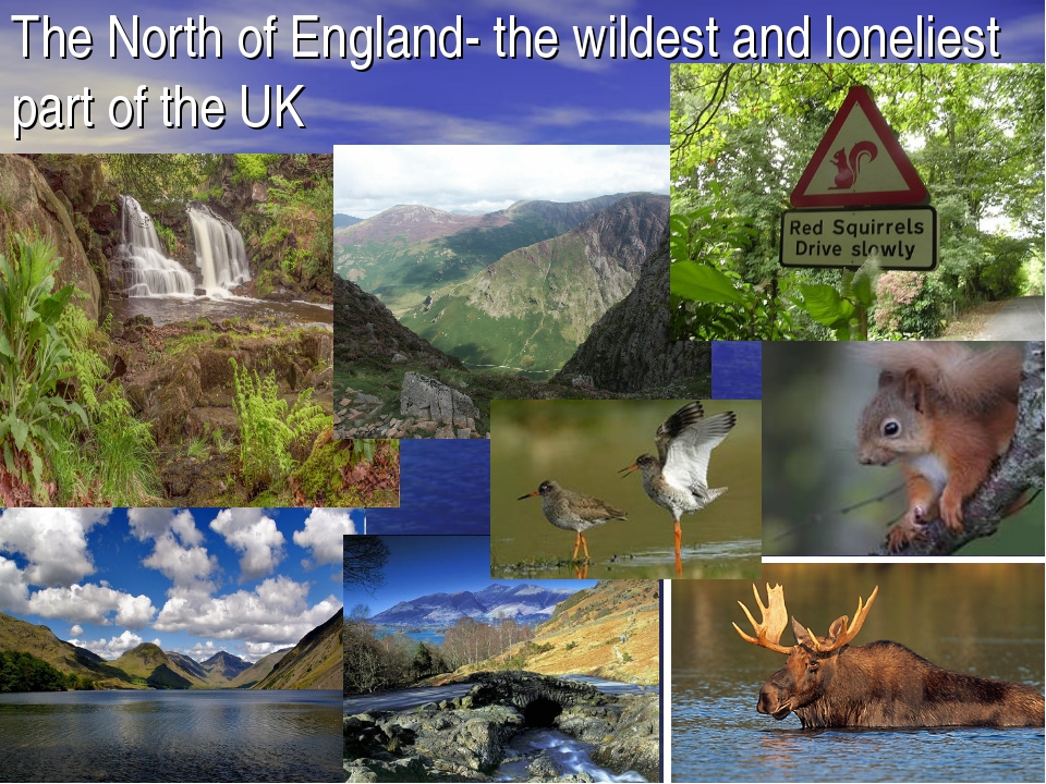 The North of England- the wildest and loneliest part of the UK