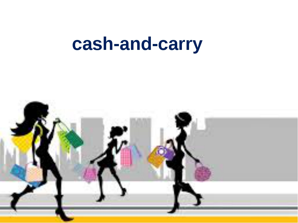 cash-and-carry