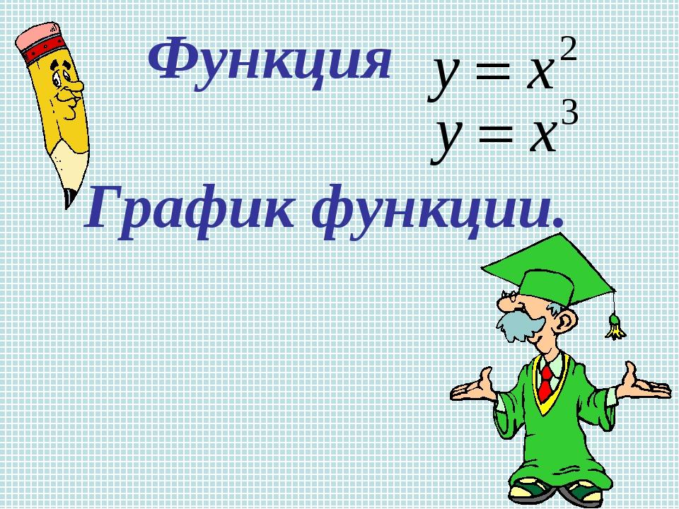 Функция График функции.