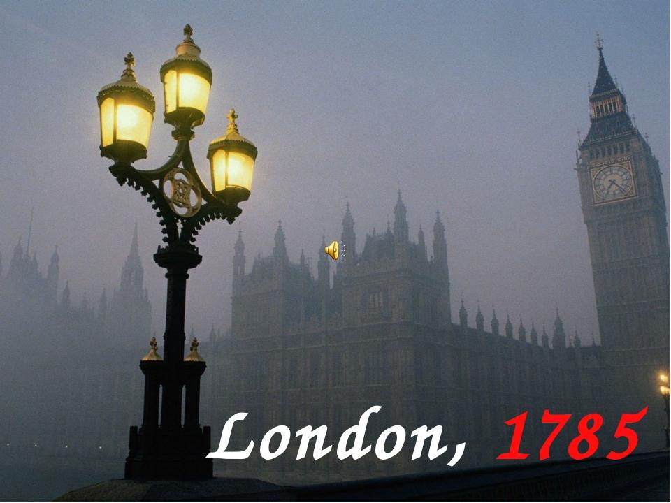 London, 1785