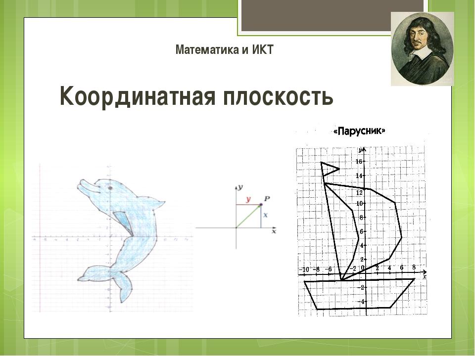 Координатная плоскость Математика и ИКТ