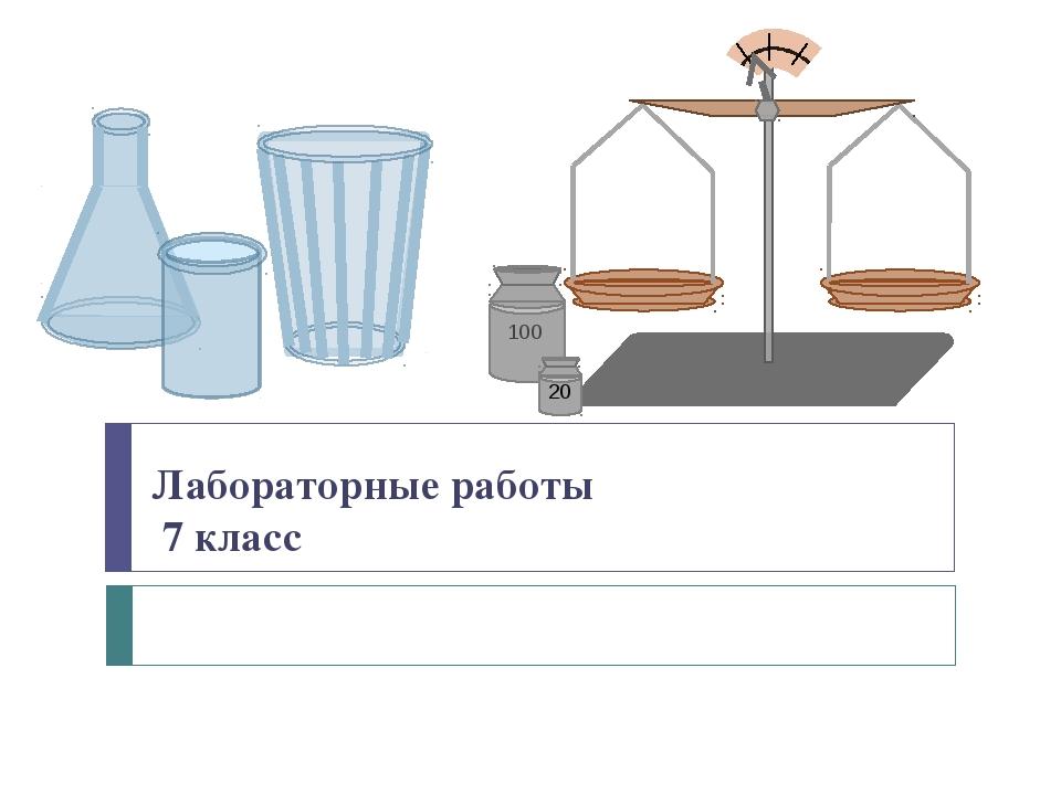 Лабораторные работы по физике 7 класс ответы гурбик