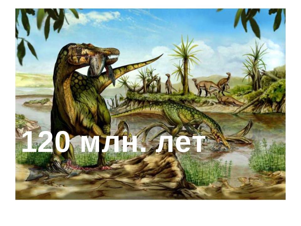 120 млн. лет