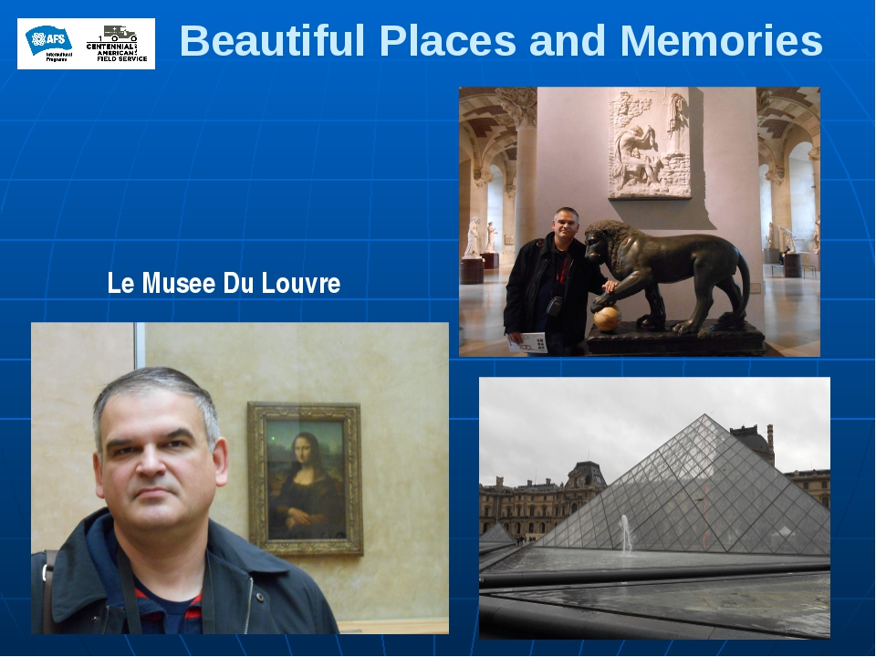 Beautiful Places and Memories Le Musee Du Louvre