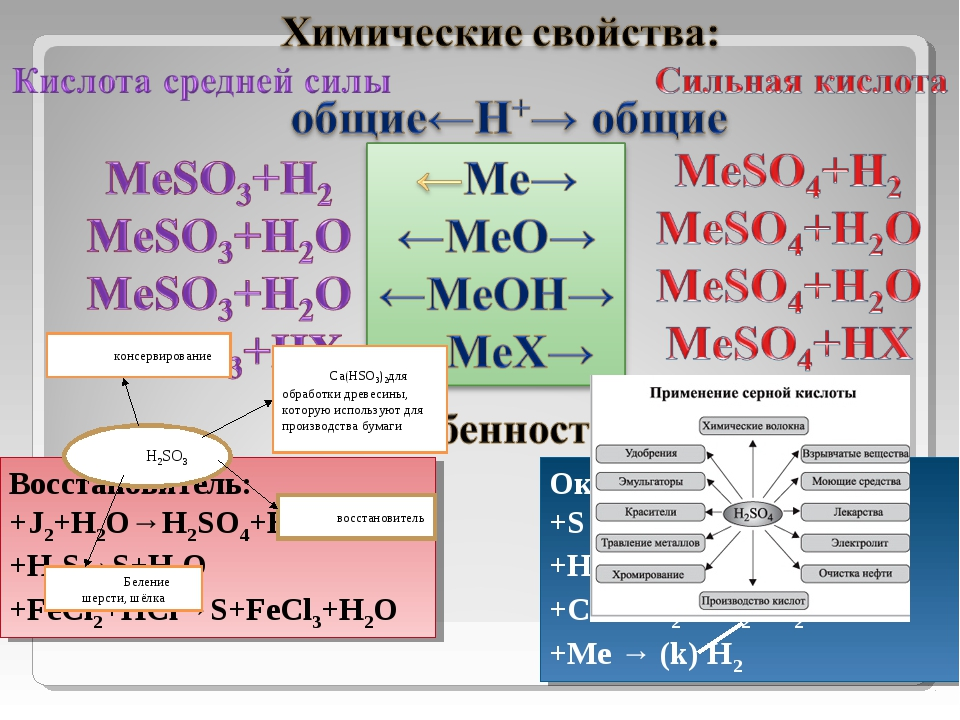 Восстановитель: +J2+H2O→H2SO4+HJ +H2S→S+H2O +FeCl2+HCl→S+FeCl3+H2O Окислитель...
