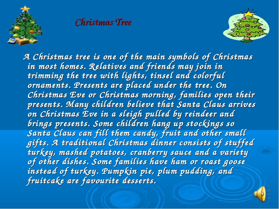 A Christmas tree is one of the main symbols of Christmas in most homes. Rela