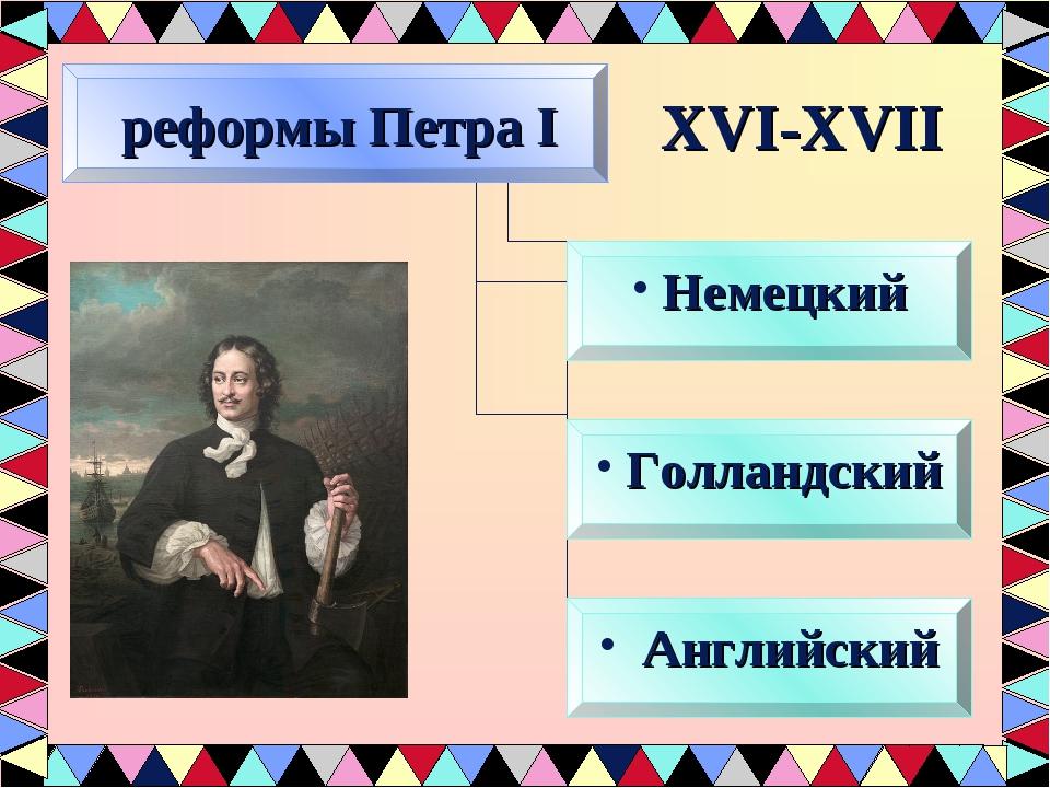 XVI-XVII