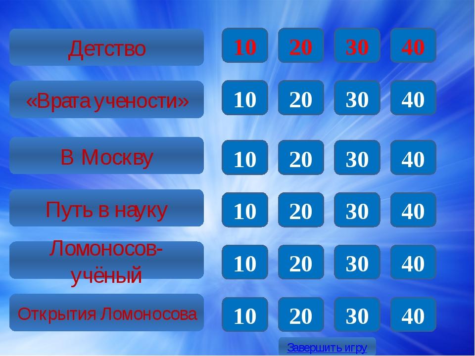Когда родился Михаил Васильевич Ломоносов? 8(19) ноября 1711 г в рыбацкой де...