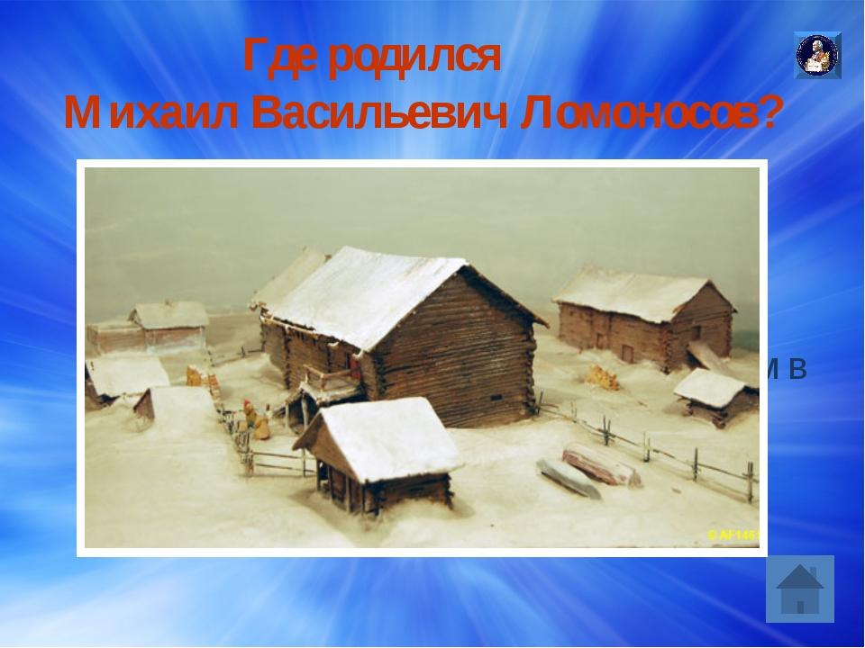 Назовите книги, которые М. В. Ломоносов назвал «вратами своей учености»? Отв...