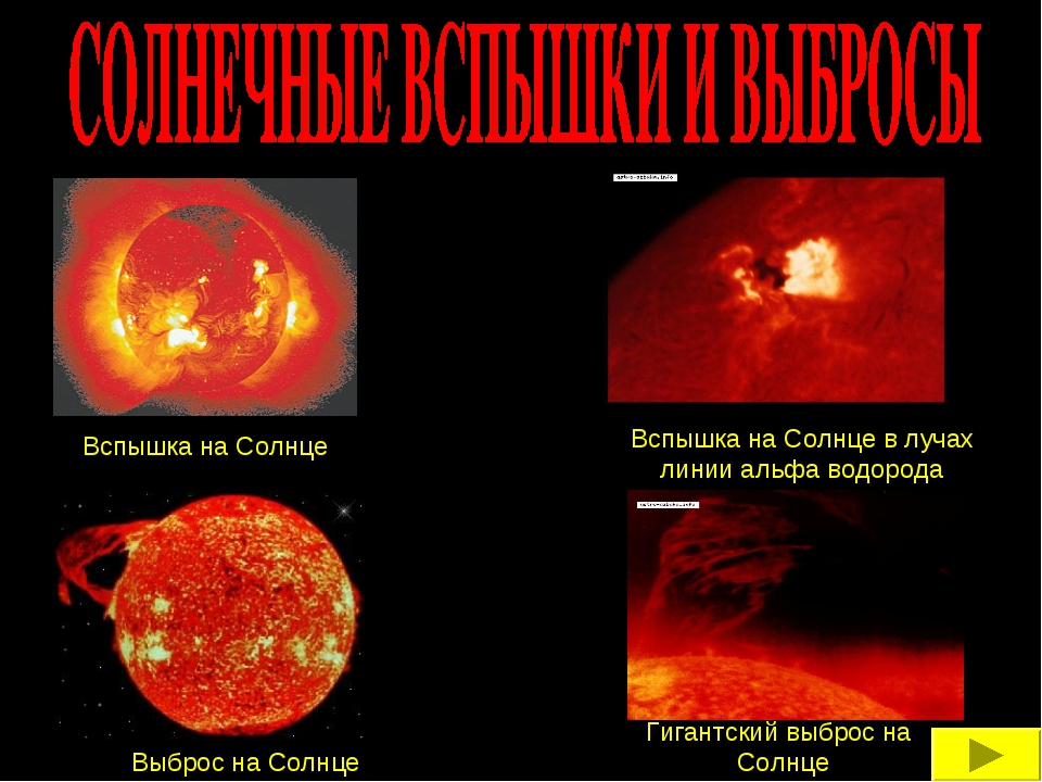 Гигантский выброс на Солнце Вспышка на Солнце в лучах линии альфа водорода Вс...