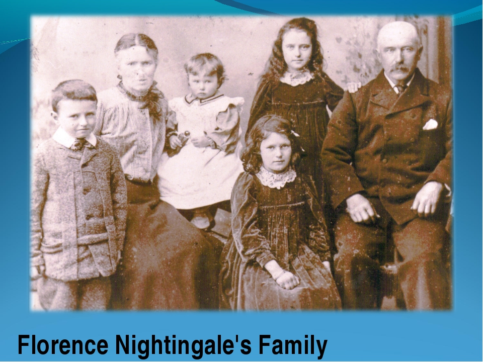 Florence Nightingale's Family