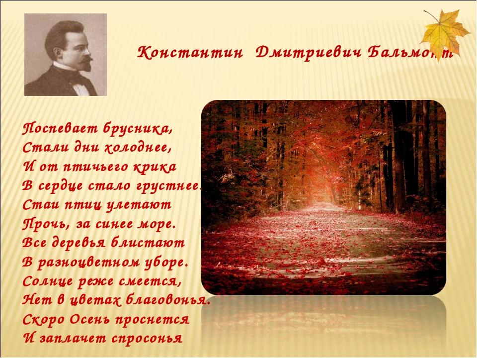 картинки об осени короткие красивые русских поэтов отличная острая холодная