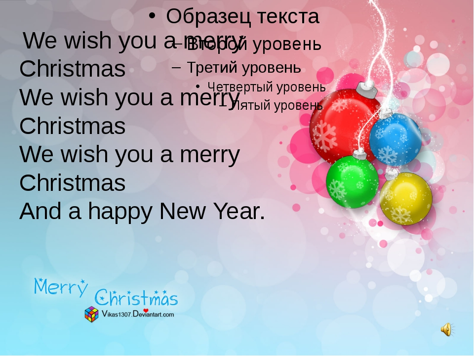 We wish you a merry Christmas We wish you a merry Christmas We wish you a m...