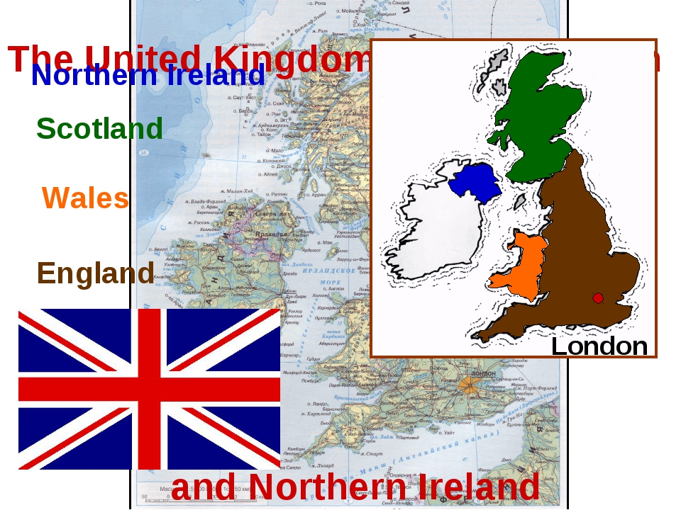 The United Kingdom of Great Britain and Northern Ireland Northern Ireland Sco...