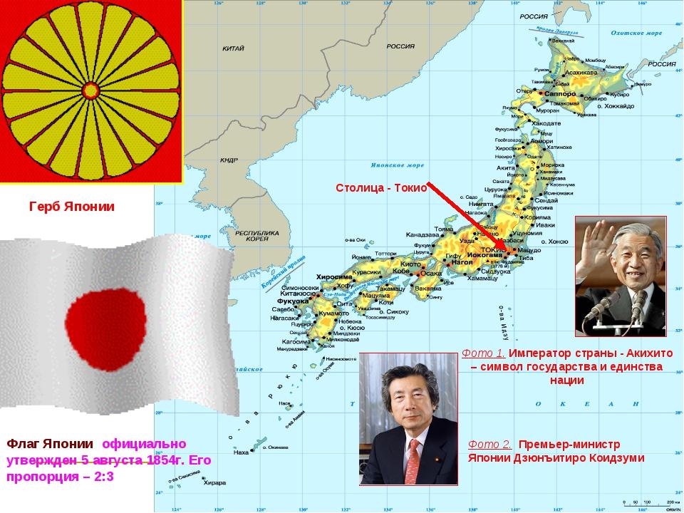 Фото 1. Император страны - Акихито – символ государства и единства нации Фото...