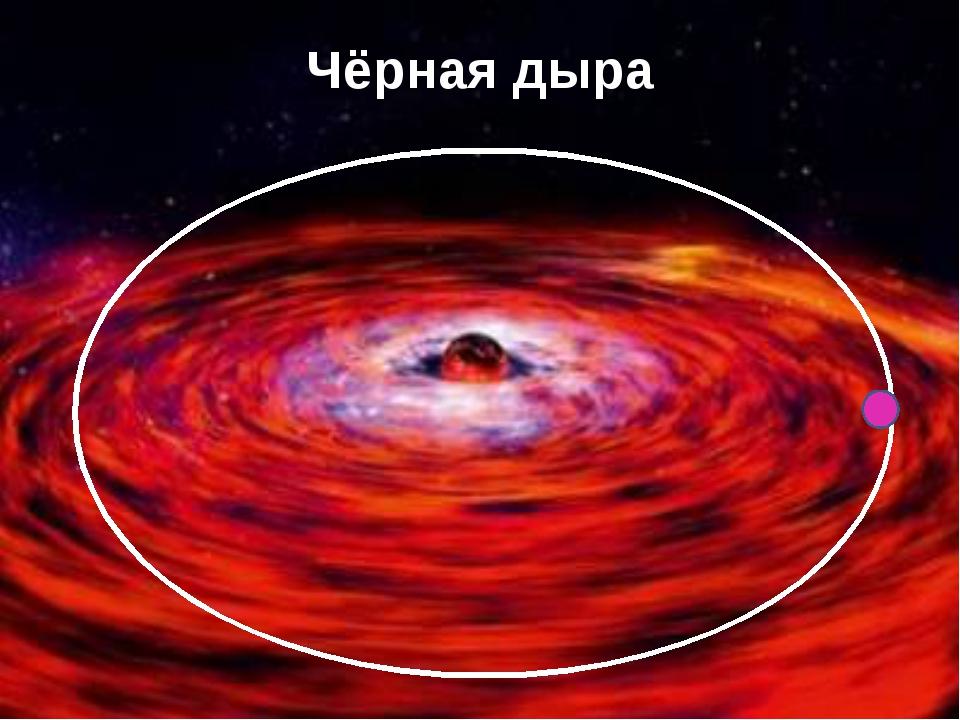 Чёрная дыра