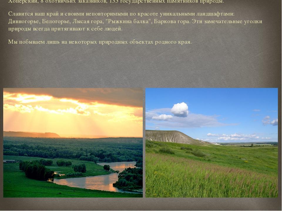 Среди областей Центрального Черноземья Воронежская область – одна из самых бо...