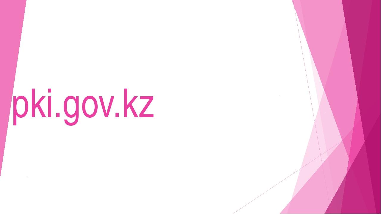 pki.gov.kz